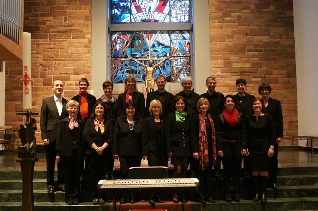 St Johannes Ap. Chor Phosannajets