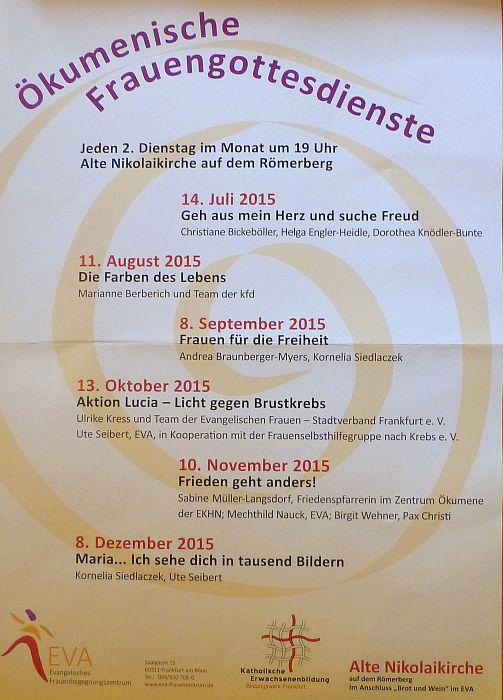 201507-12_Ökum Frauengottesdienste