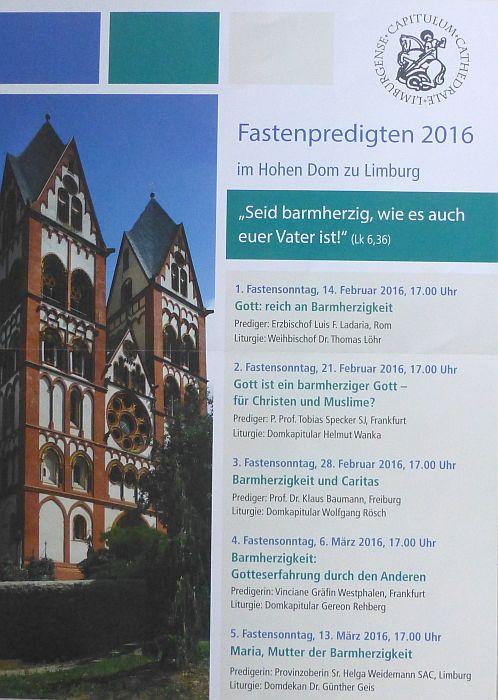 201602_ Fastenpredigten Dom Limburg