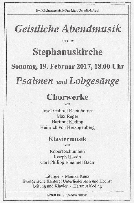 20170219-Konzert
