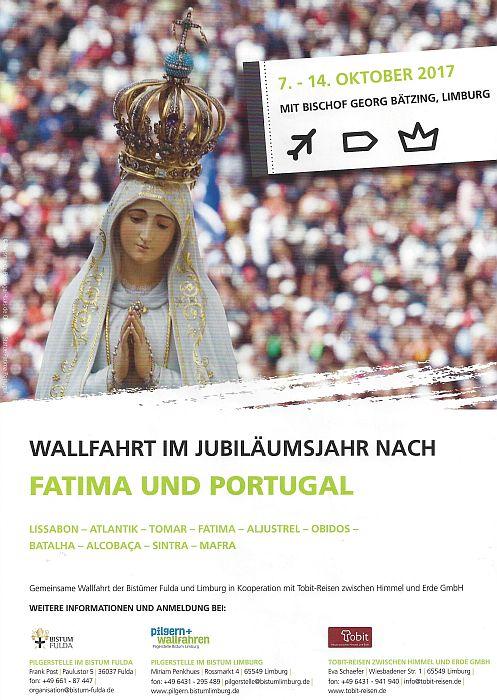 2017_Wallfahrt Fatima